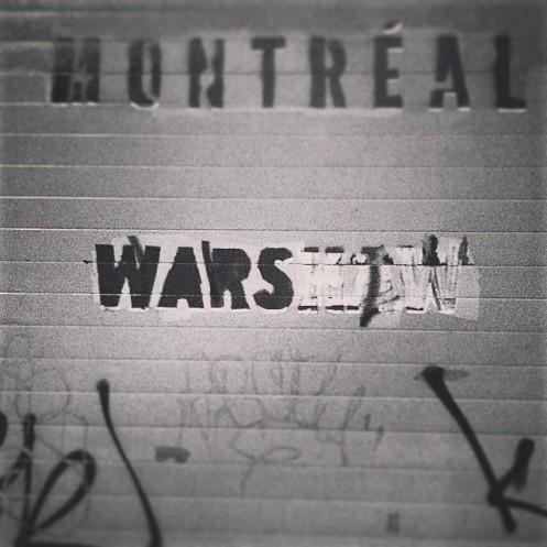 Montreal War